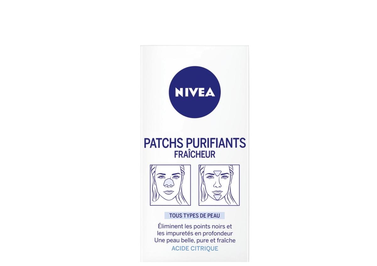 Nivea - Patchs Purifiants fraicheur