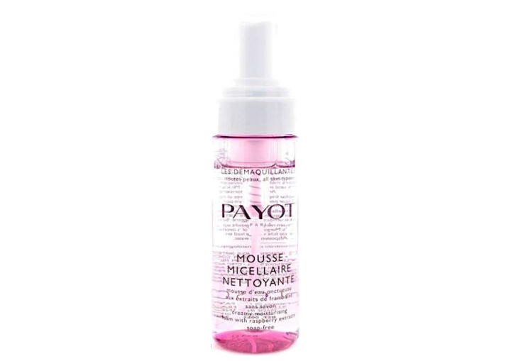 Payot – Mousse micellaire nettoyante